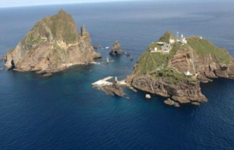 Güney Kore'den Japonya'ya ada tepkisi geldi!