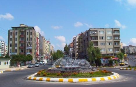Çerkezköy'de boş park