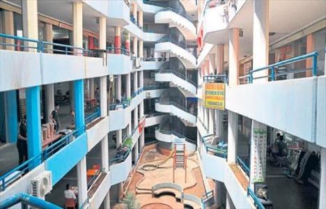 Mersin Metropol İş Merkezi'ndeki dükkanların ruhsatları iptal mi?
