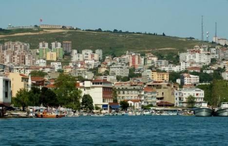 Sinop'ta imar planları