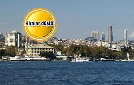 Beşiktaş'ta emlak piyasası durgun!