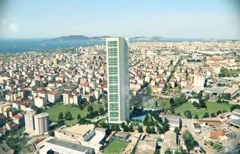 Çukurova Tower'da 585 bin liraya Adalar manzaralı 3+1 daire!