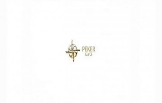 Peker GYO 4 milyon TL'lik pay sattı!