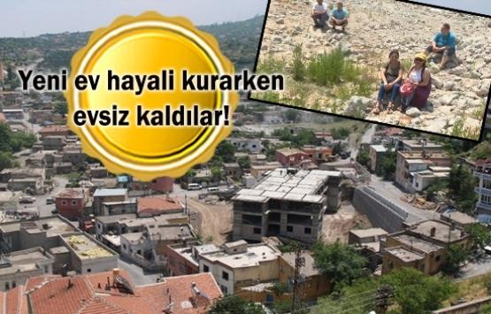 Bağcılar'da kentsel dönüşüm mağduriyeti!