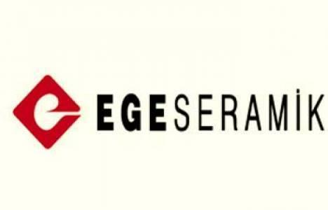 Ege Seramik genel kurul bilgilendirme dökümanlarını internet sitesinde yayınladı!