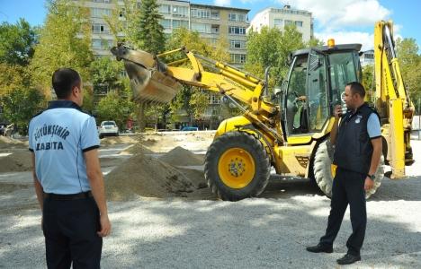 Ankara'da kaçak otoparka geçit yok!