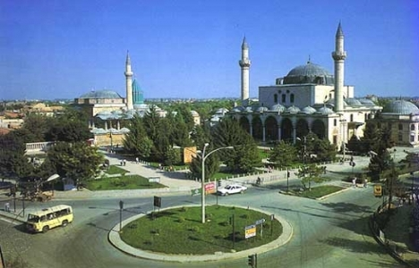 Konya Akşehir arasına