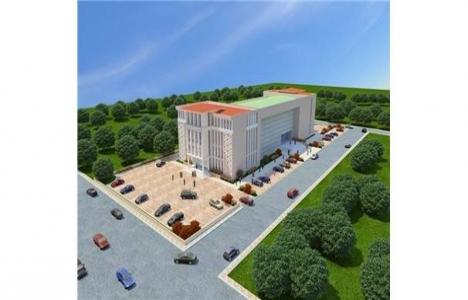 Beyşehir Kültür Merkezi'nin