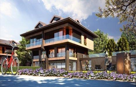 Therra Park Tarabya satılık ev!