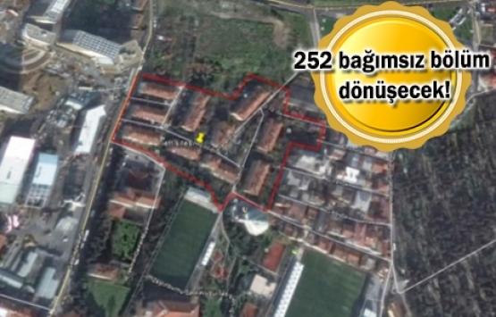Zeytinburnu İETT Bloklarında kentsel dönüşüm hazırlığı!