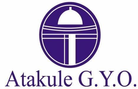 Atakule GYO Çankaya'daki arsası için yapı için belgesi aldı!
