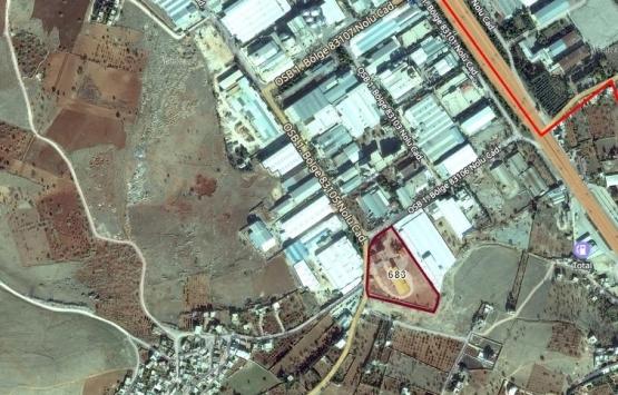 Şehitkamil 1. OSB'de 11.1 milyon TL'ye icradan satılık fabrika!
