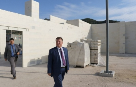 Turgutlu Akçapınar'a 500 kişilik düğün salonu inşa ediliyor!