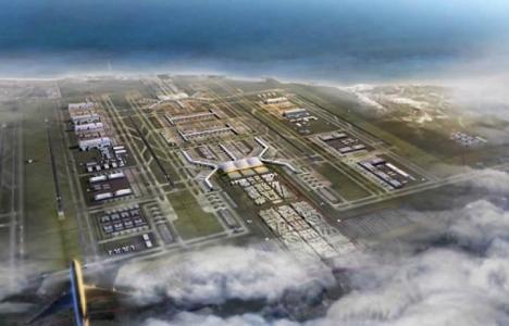Üçüncü havalimanı inşaatı