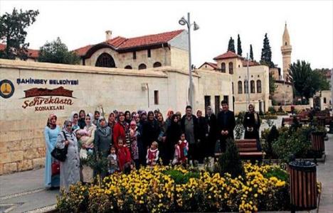 Şahinbey'deki Antep Evleri