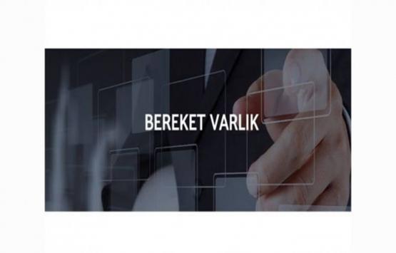 Bereket Varlık Kiralama 800 milyon TL kira sertifikası sattı!