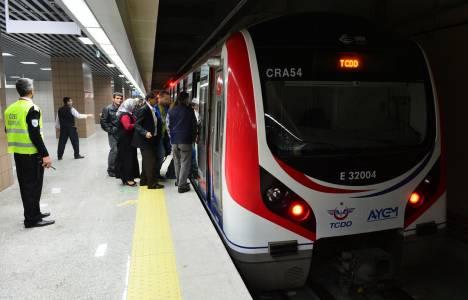 Marmaray Anadolu Yakası'na