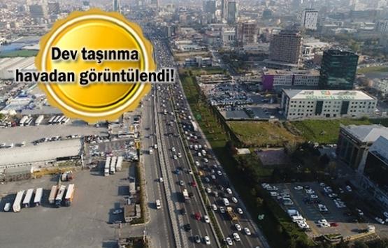 İstanbul Havalimanı'na 'Büyük Göç'ün yüzde 38'i tamamlandı!