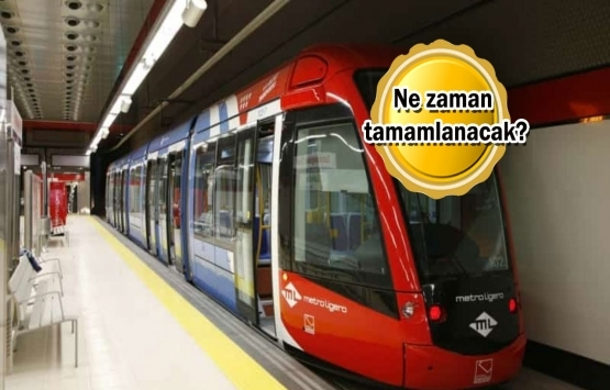 Başakşehir-Kayaşehir metro hattını Ulaştırma ve Altyapı Bakanlığı yapacak!