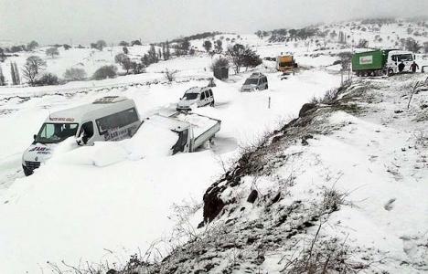 Balıkesir'deki 546 köy yolu ulaşıma açıldı!