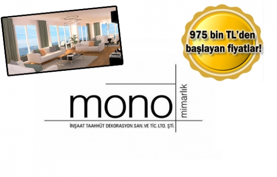 Mono İnşaat'tan Bağdat Caddesi'ne 2 yeni proje!