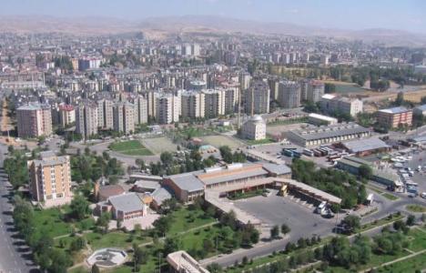 Sivas'ta 20.6 milyon