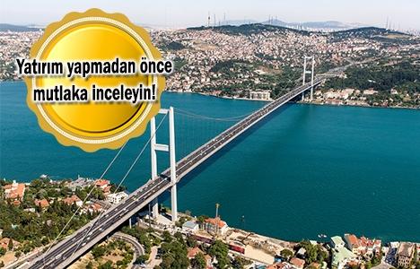 İşte İstanbul'un raylı sistem haritası!