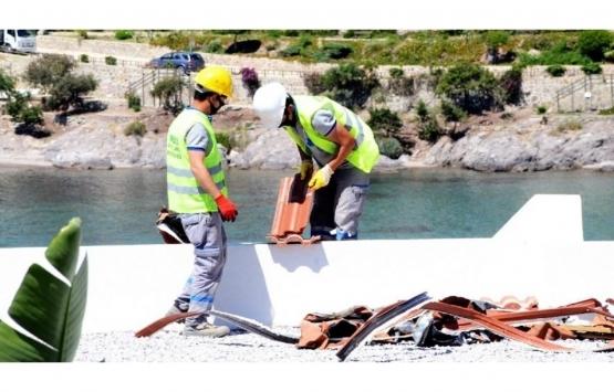 Yılmaz Özdil'in villasındaki yıkımı Muğla Bölge İdare Mahkemesi durdurdu!