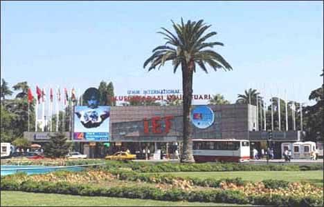 İzmir Kültürpark'ı çekim merkezi yapacak proje hazırlandı!