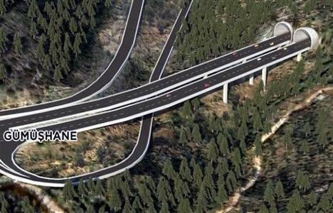 Zigana Tüneli 2019'da tamamlanacak!