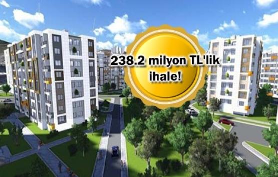İzmir Uzundere 3. etap kentsel dönüşüm ihalesi 9 Mayıs'ta!