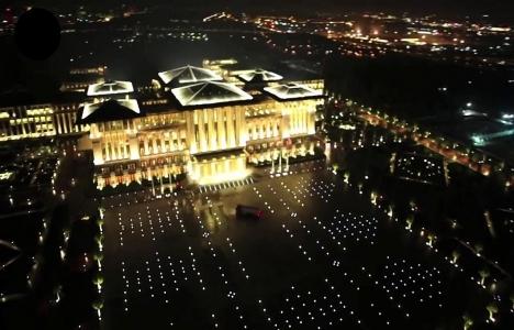 Cumhurbaşkanlığı Sarayı'nda 'hasta