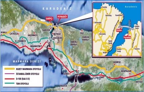 Kuzey Marmara Otoyolu ihalesinin tarihi belli oldu!