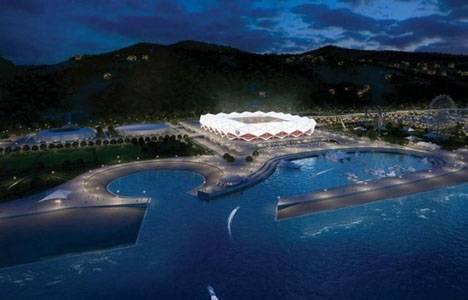 Trabzon stadının temeli hafta sonu atılıyor!