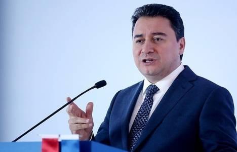 Ali Babacan: İnşaatın üretime etkisi az sanayiye öncelik verilmeli!