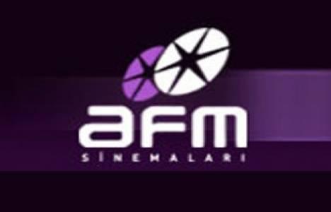 AFM'nin Mars Sinema'ya