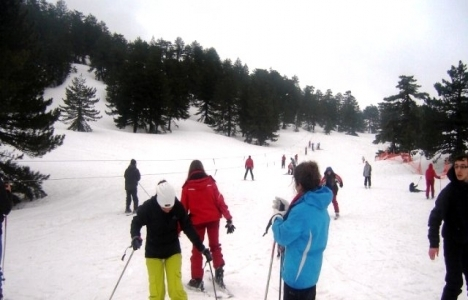 Kütahya Gediz Termal Kayak Merkezi
