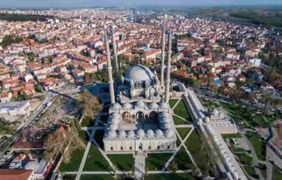 Edirne'de 13.6 milyon