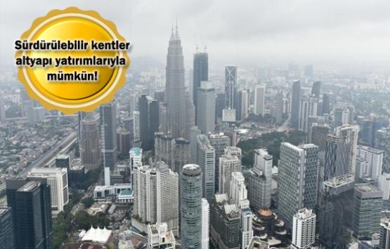 Akıllı şehirler kuruluyor!