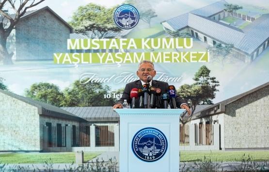 Mustafa Kumlu Yaşlı Yaşam Merkezi nerede