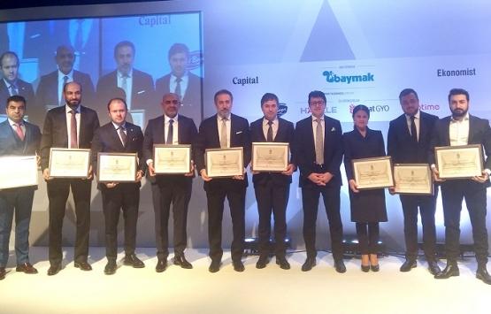 Seha Yapı Türkiye'nin en çok konut projesi yürüten ilk 10 şirketi arasında!
