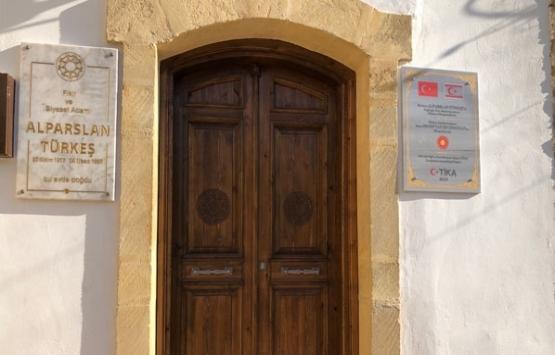 Alparslan Türkeş'in evi