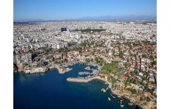 Antalya'da 12.8 milyon TL'ye satılık 15 gayrimenkul!