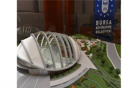 Bursa Kültürpark'ta açık