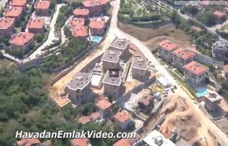 Aktaş Boğaziçi Evleri'nin havadan en yeni videosu!