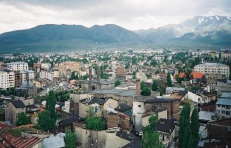 Erzurum'da 65.6 milyon