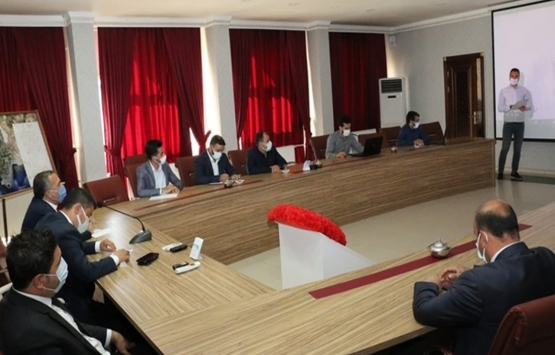 Van Erciş'te kentsel dönüşüm tanıtım toplantısı yapıldı!