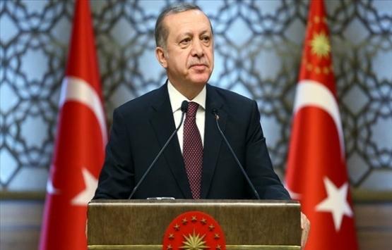 Cumhurbaşkanı Erdoğan'dan flaş