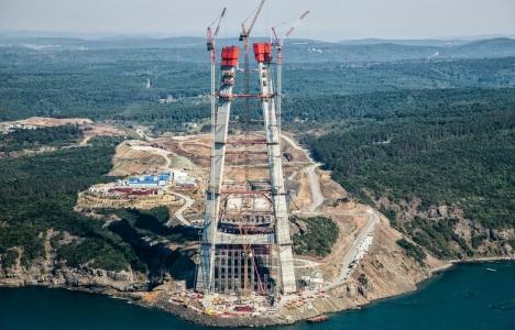 İstanbul üçüncü köprünün