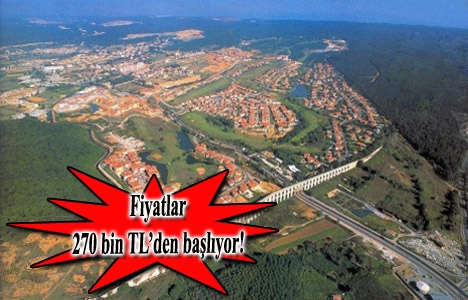 Eyüp Göktürk satılık konut projeleri 2013!